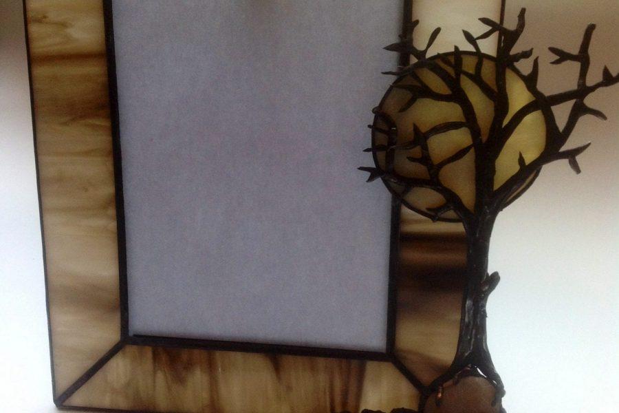 Adirondack Picture frame
