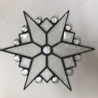 "8"" Snowflake"